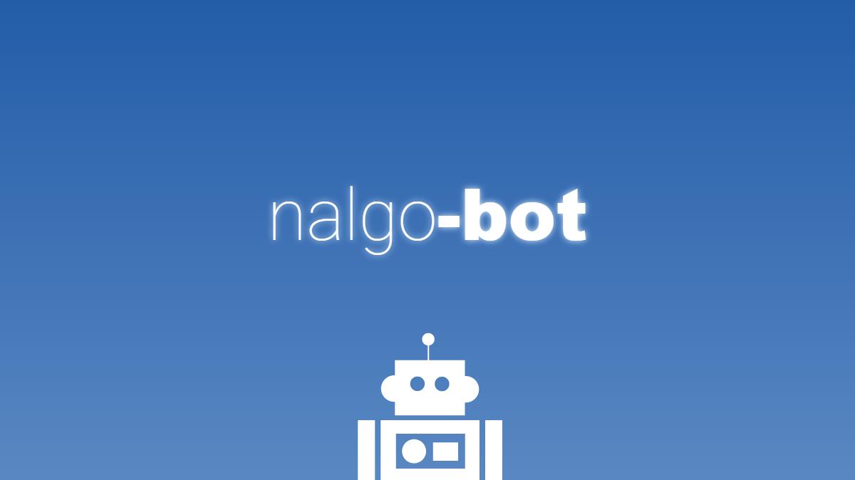 1ライセンス年間1万円!初心者でも使える「nalgo-bot」とは?