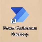 Power Automate Desktopのアイコン